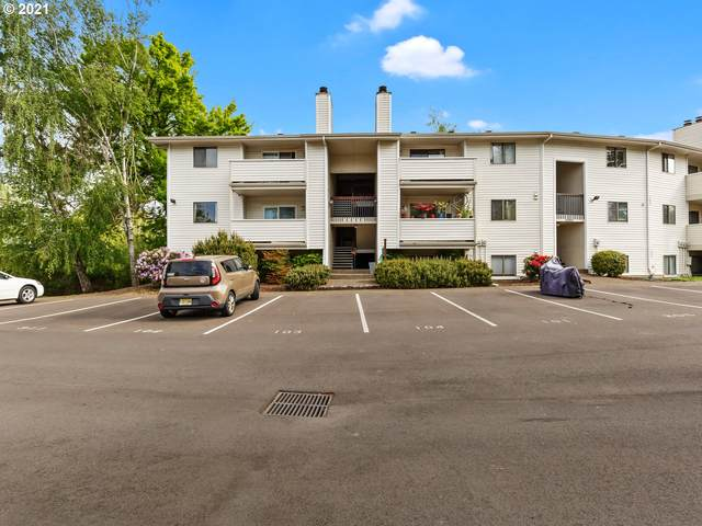 11040 SW Greenburg Rd #312, Tigard, OR 97223 (MLS #21290415) :: Fox Real Estate Group
