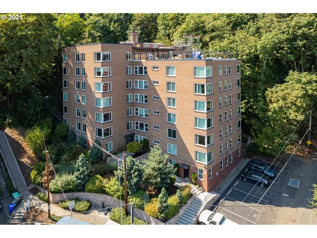 1205 SW Cardinell Dr #701, Portland, OR 97201 (MLS #21290471) :: Real Tour Property Group