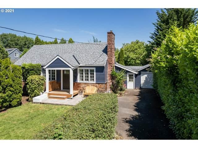 3825 SE Malden St, Portland, OR 97202 (MLS #21290481) :: McKillion Real Estate Group