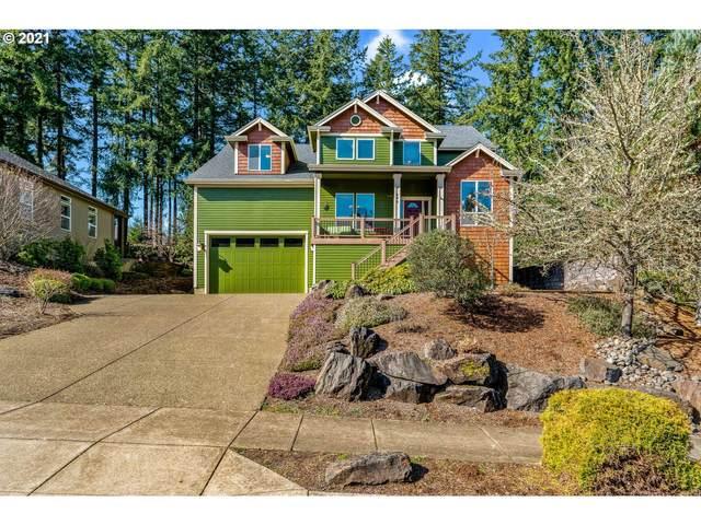 280 Boulder Ridge Dr, Sweet Home, OR 97386 (MLS #21291177) :: Duncan Real Estate Group