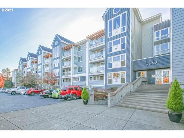 520 SE Columbia River Dr #122, Vancouver, WA 98661 (MLS #21291255) :: Cano Real Estate