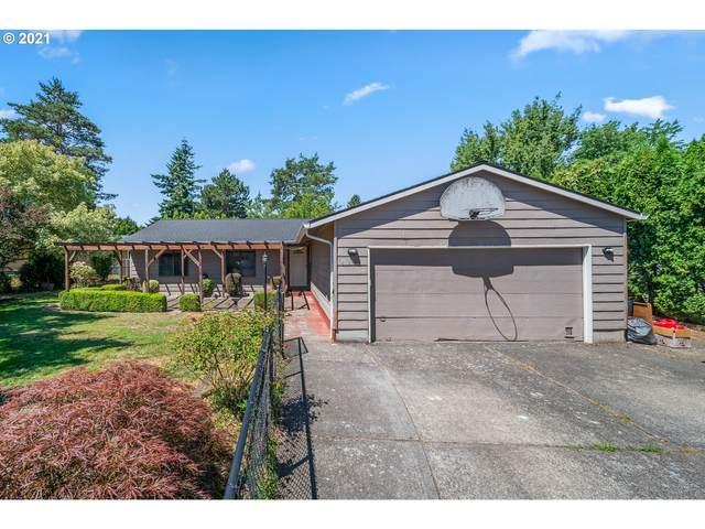 2409 SE Hudson Ct, Troutdale, OR 97060 (MLS #21291263) :: Keller Williams Portland Central