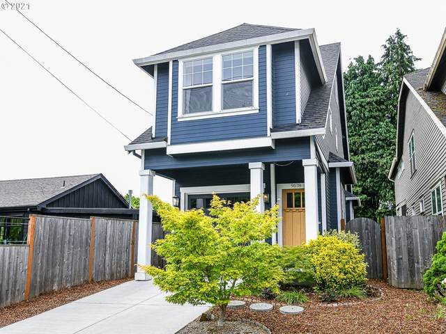 9578 N Burr Ave, Portland, OR 97203 (MLS #21291901) :: The Haas Real Estate Team