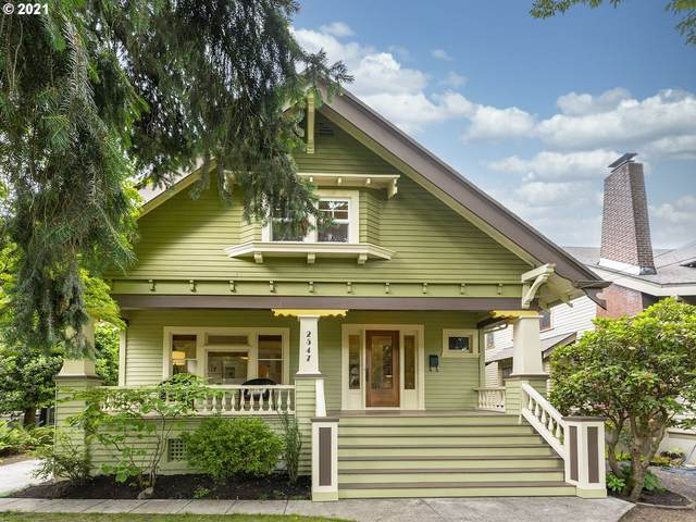 2547 NE 11TH Ave, Portland, OR 97212 (MLS #21292047) :: Real Tour Property Group