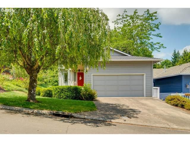 1 Peacock Pl, Lake Oswego, OR 97035 (MLS #21292147) :: Keller Williams Portland Central