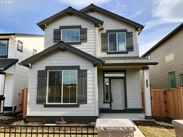 13400 NE 100TH St, Vancouver, WA 98682 (MLS #21292327) :: Premiere Property Group LLC