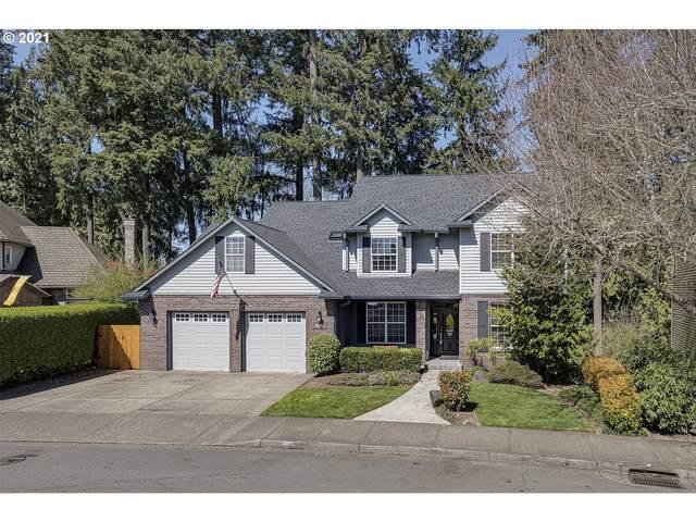 2257 NE Estate Dr, Hillsboro, OR 97124 (MLS #21292393) :: Premiere Property Group LLC