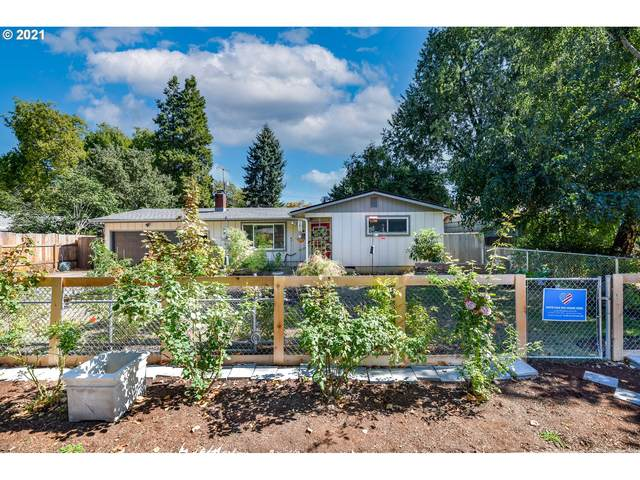 1867 N Park Ave, Eugene, OR 97404 (MLS #21292414) :: Townsend Jarvis Group Real Estate