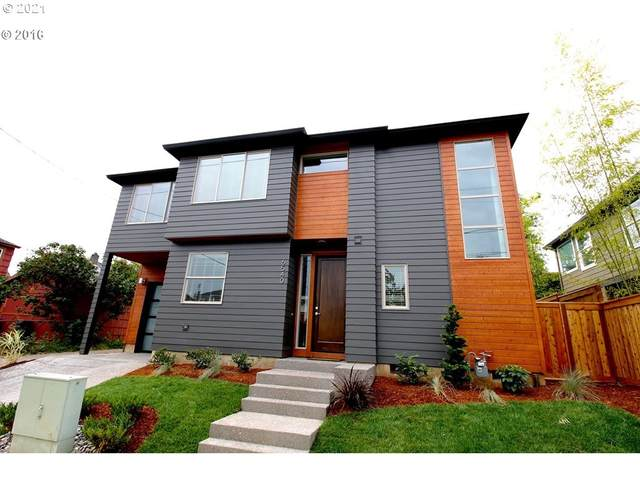 8208 N Foss Ave, Portland, OR 97203 (MLS #21292774) :: Tim Shannon Realty, Inc.