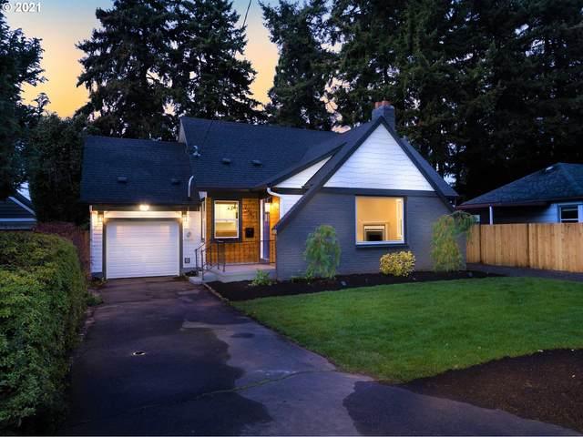 9943 NE Campaign St, Portland, OR 97220 (MLS #21292884) :: Premiere Property Group LLC