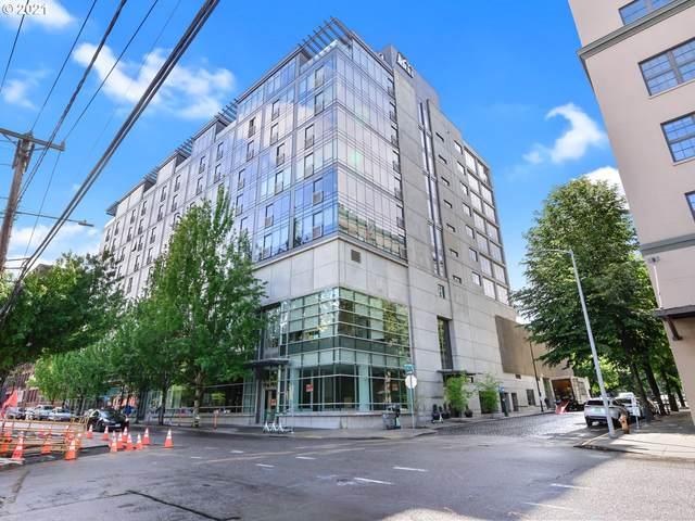 1410 NW Kearney St #710, Portland, OR 97209 (MLS #21293253) :: McKillion Real Estate Group