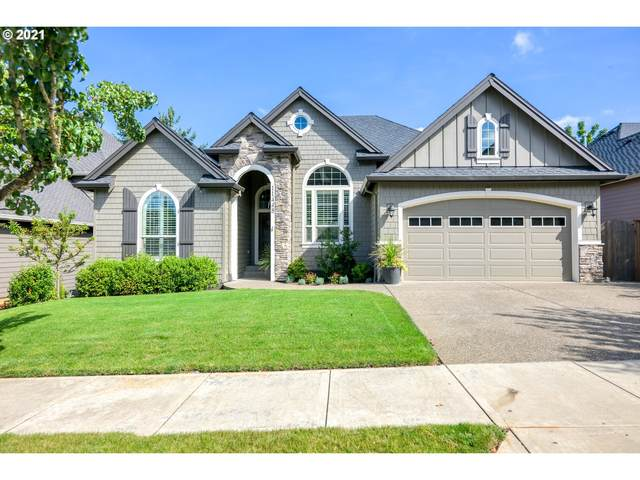 11448 SE Norwood Loop, Happy Valley, OR 97086 (MLS #21293855) :: Fox Real Estate Group