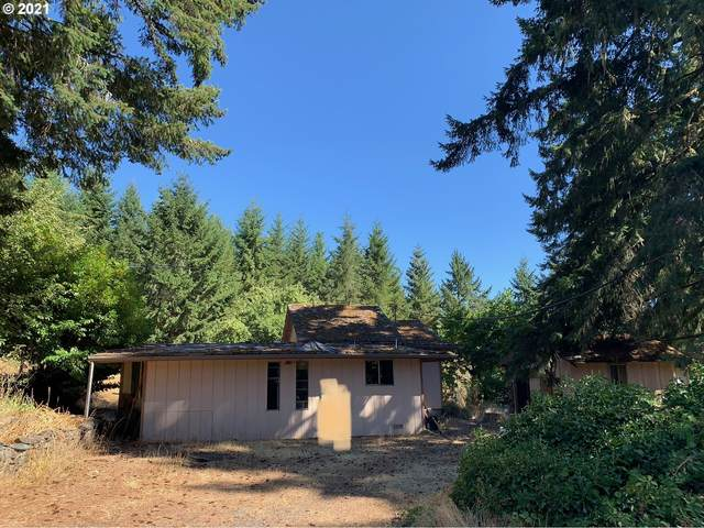 41976 Marks Ridge Dr, Sweet Home, OR 97386 (MLS #21293878) :: Change Realty