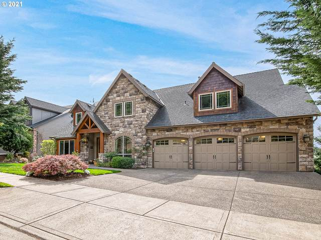 9771 SE Spy Glass Dr, Happy Valley, OR 97086 (MLS #21294050) :: Premiere Property Group LLC