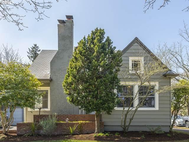 3535 NE Cesar E Chavez Blvd, Portland, OR 97212 (MLS #21294163) :: Song Real Estate
