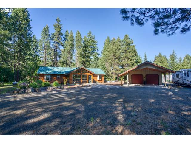 3 Pacific Crest Rd, Trout Lake, WA 98650 (MLS #21294256) :: Tim Shannon Realty, Inc.