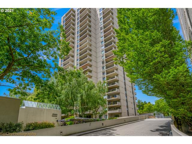 2309 SW 1ST Ave #1443, Portland, OR 97201 (MLS #21294426) :: Real Tour Property Group