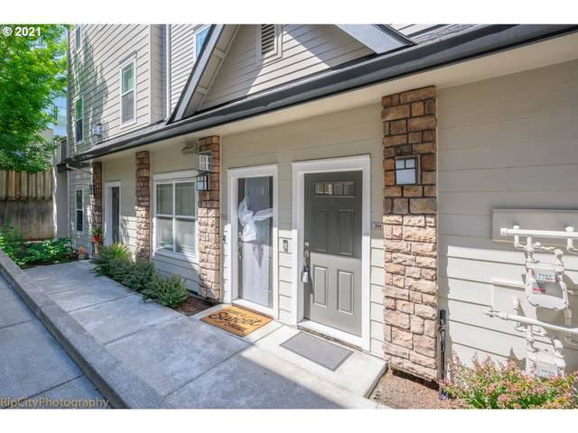 10842 NE Red Wing Way #201, Hillsboro, OR 97006 (MLS #21294471) :: Townsend Jarvis Group Real Estate