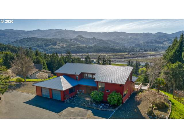 95430 Tututni Hollow Rd, Gold Beach, OR 97444 (MLS #21294478) :: Cano Real Estate