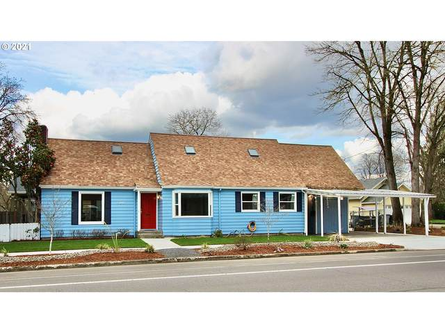 580 N Grant St, Canby, OR 97013 (MLS #21294650) :: Coho Realty