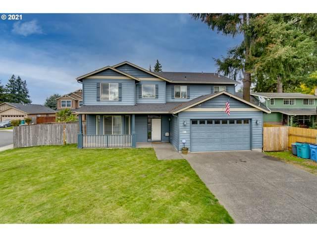 11000 NE 87TH St, Vancouver, WA 98662 (MLS #21294662) :: Keller Williams Portland Central