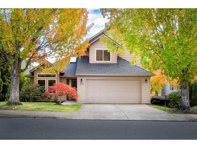 16830 SW Sarala St, Beaverton, OR 97007 (MLS #21294879) :: Brantley Christianson Real Estate