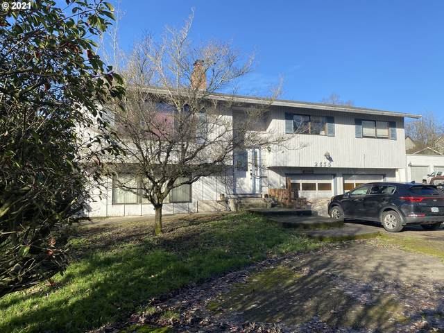 2833 SE Concord Rd, Milwaukie, OR 97267 (MLS #21294910) :: Lux Properties