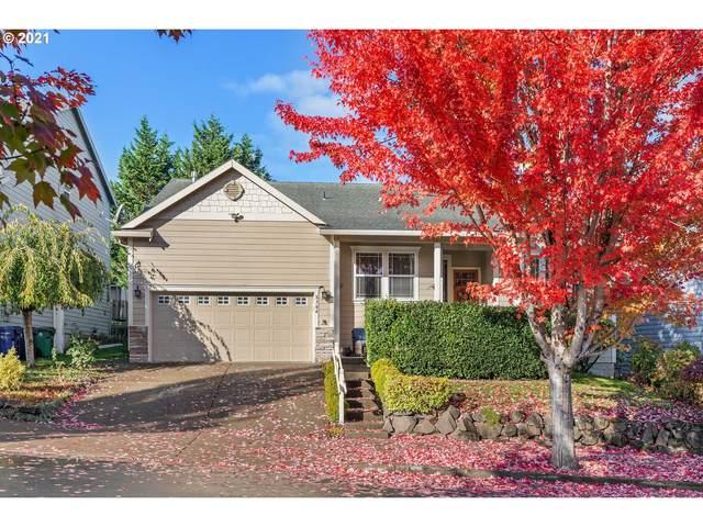 5784 SE Chase Loop, Gresham, OR 97080 (MLS #21295110) :: Brantley Christianson Real Estate