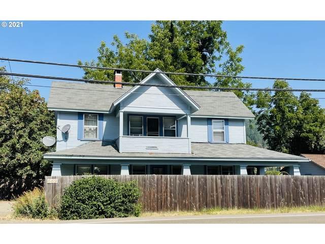 669 N Old Pacific Hwy, Myrtle Creek, OR 97457 (MLS #21295164) :: Premiere Property Group LLC