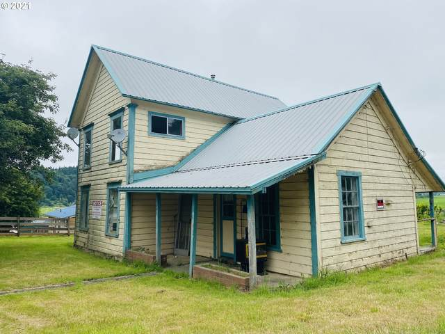 91499 Myrtle Ln, Coquille, OR 97423 (MLS #21295369) :: Gustavo Group