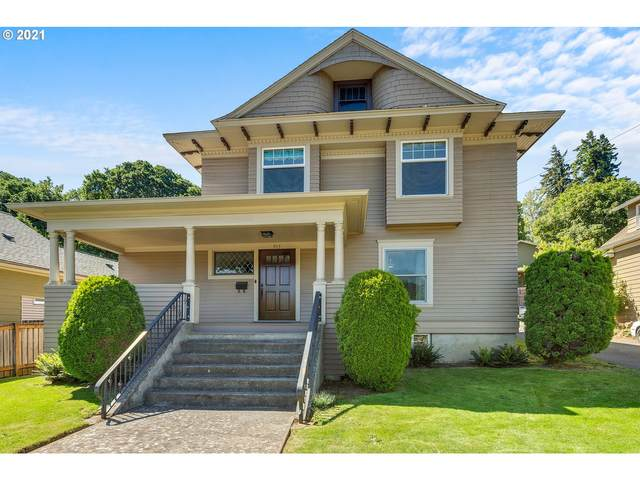915 Eugene St, Hood River, OR 97031 (MLS #21295460) :: Real Tour Property Group