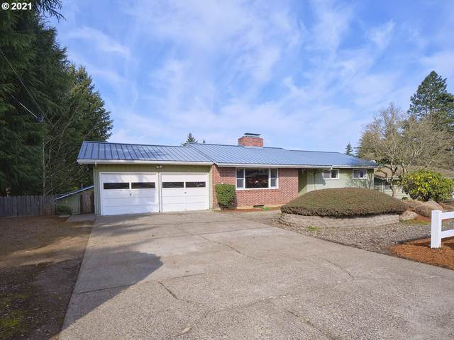 5406 NE 47TH St, Vancouver, WA 98661 (MLS #21295624) :: Brantley Christianson Real Estate
