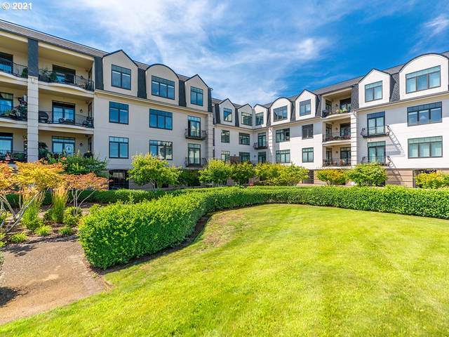 707 N Hayden Island Dr #208, Portland, OR 97217 (MLS #21295647) :: The Pacific Group