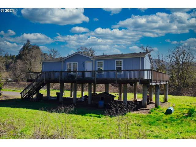 92243 Marcola Rd, Marcola, OR 97454 (MLS #21295827) :: Townsend Jarvis Group Real Estate