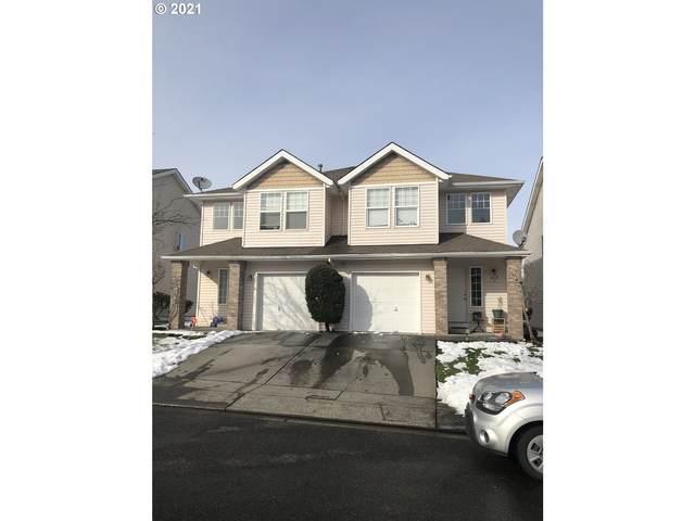 8515 NE Knott St, Portland, OR 97220 (MLS #21295929) :: Song Real Estate