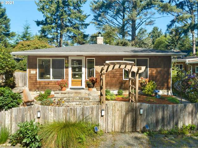 140 Hills Ln, Cannon Beach, OR 97110 (MLS #21296047) :: Townsend Jarvis Group Real Estate