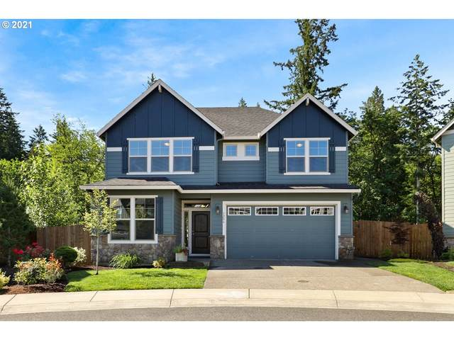 3206 NE Tillicum Cir, Camas, WA 98607 (MLS #21296053) :: Brantley Christianson Real Estate