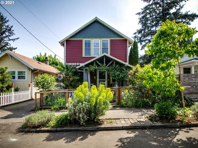 5402 NE 18TH Ave, Portland, OR 97211 (MLS #21296501) :: Stellar Realty Northwest