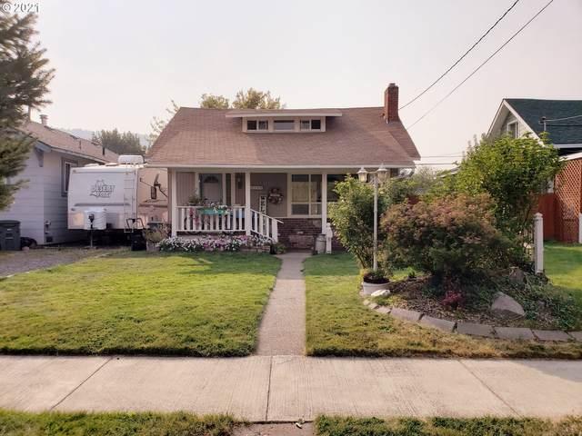 2708 2ND St, La Grande, OR 97850 (MLS #21296685) :: McKillion Real Estate Group