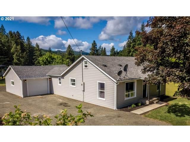 24234 Wolf Creek Rd, Veneta, OR 97487 (MLS #21296899) :: Fox Real Estate Group