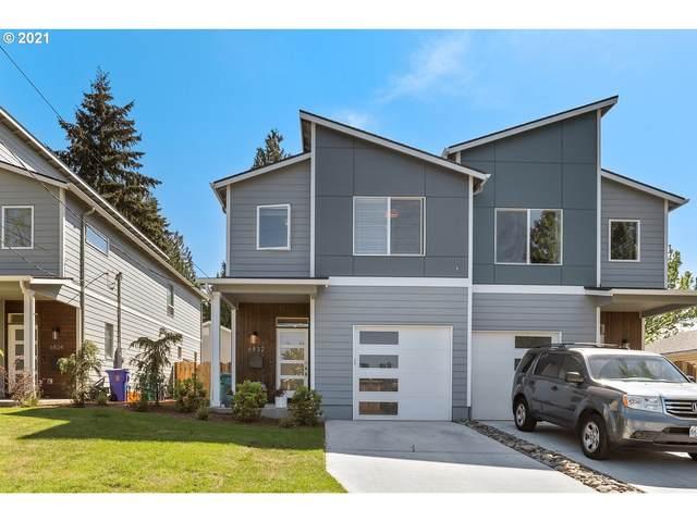 6832 N Hudson St, Portland, OR 97203 (MLS #21296942) :: Premiere Property Group LLC