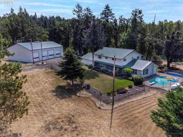 38670 Pengra Rd, Fall Creek, OR 97438 (MLS #21296957) :: Beach Loop Realty