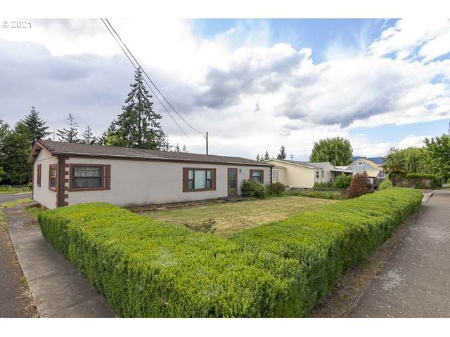650 34TH St, Springfield, OR 97478 (MLS #21297119) :: Townsend Jarvis Group Real Estate