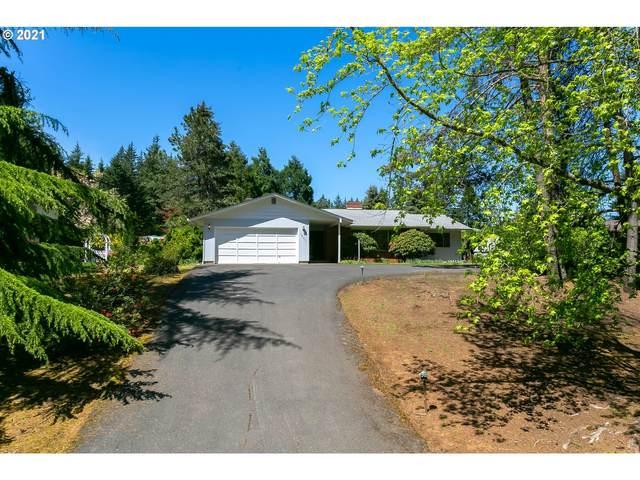 14611 S Kelmsley Dr, Oregon City, OR 97045 (MLS #21297334) :: Song Real Estate