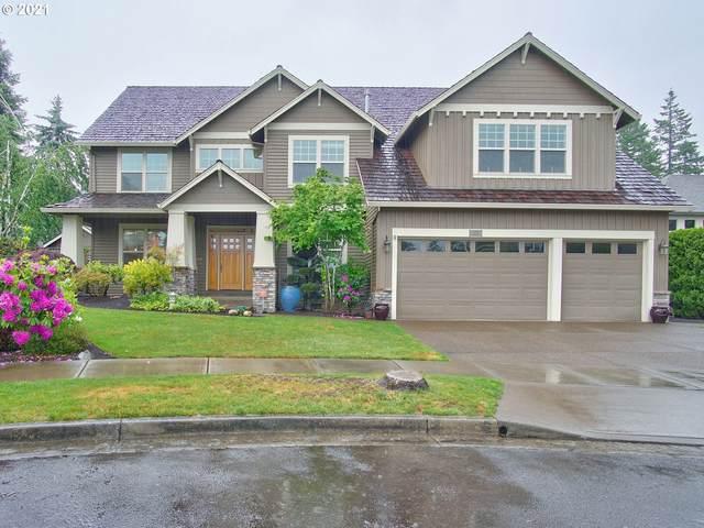 4091 Ridge Ct, West Linn, OR 97068 (MLS #21297352) :: Keller Williams Portland Central