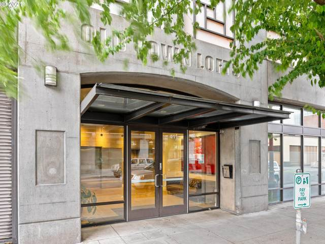 411 NW Flanders St #803, Portland, OR 97209 (MLS #21297512) :: Real Tour Property Group