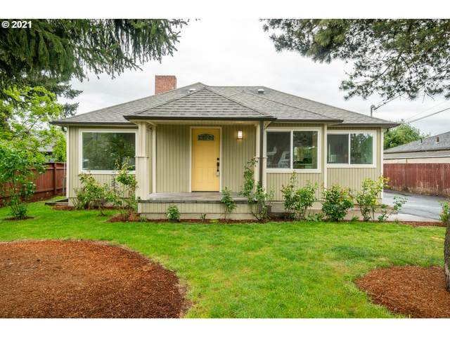 5328 SE 109TH Ave, Portland, OR 97266 (MLS #21297578) :: The Liu Group