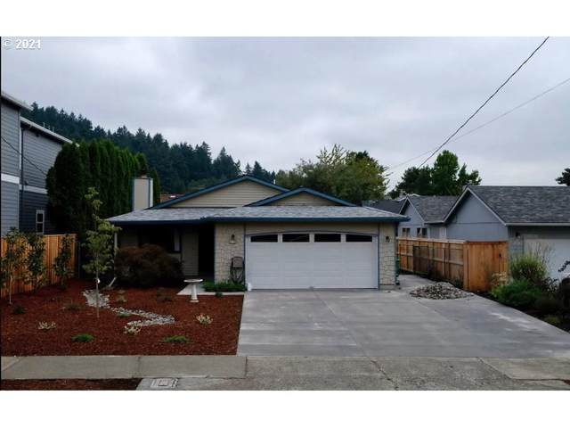 2120 SE 60TH Ave, Portland, OR 97215 (MLS #21297662) :: Holdhusen Real Estate Group