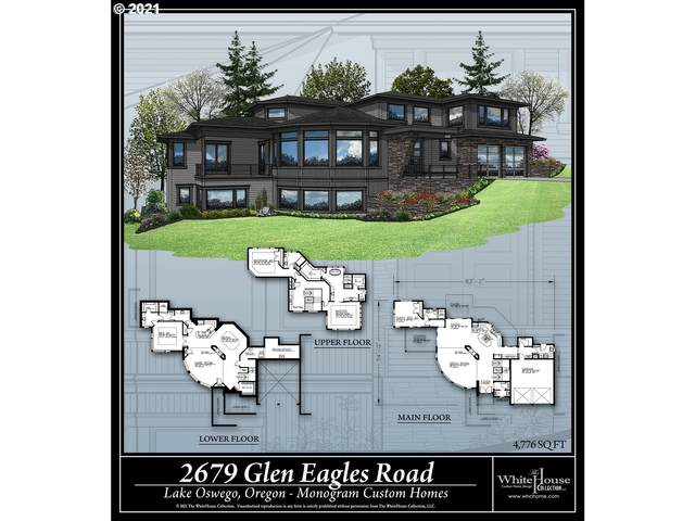 2679 Glen Eagles Rd, Lake Oswego, OR 97034 (MLS #21297909) :: Beach Loop Realty