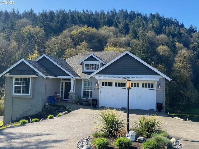 21480 NE Red Hills Ln, Dundee, OR 97115 (MLS #21298338) :: Beach Loop Realty